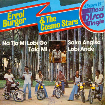 Errol Burger & The Cosmo Stars
